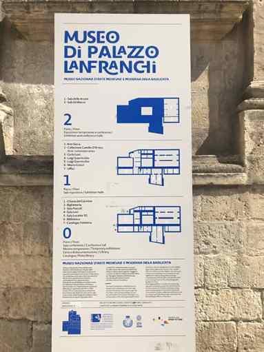 Horarios del museo de Palazzo Lanfranchi