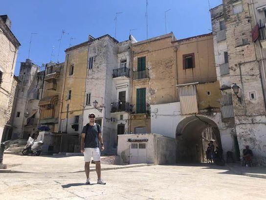 Que ver en Bari: Piazza Federico II di Svevia