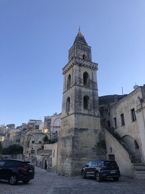 Qué ver en Matera: iglesia de San Pietro Barisano