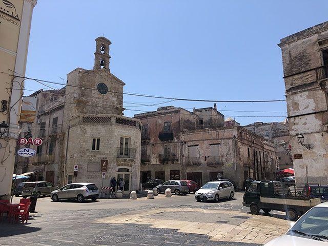 Plaza Mayor de Taranto