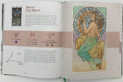 Interior Spread from Tarot Compendium