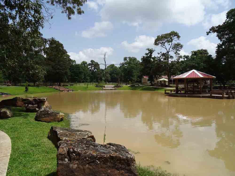 Cost Farm Pond Construction