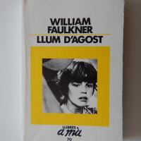 Llum d'agost / William Faulkner