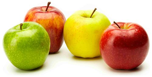 fruteria manzanas lliria