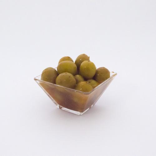 olivas aliñadas