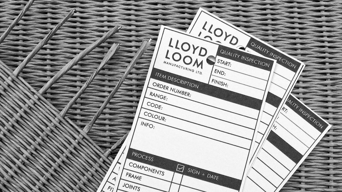 Quality Lloyd Loom Furniture Lloyd Loom Manufacturing