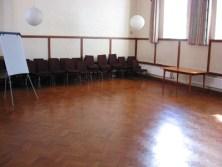Hemel Hempstead Quaker Meeting House - Main Hall