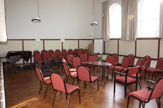 Hemel Quaker Meeting House - Main Hall