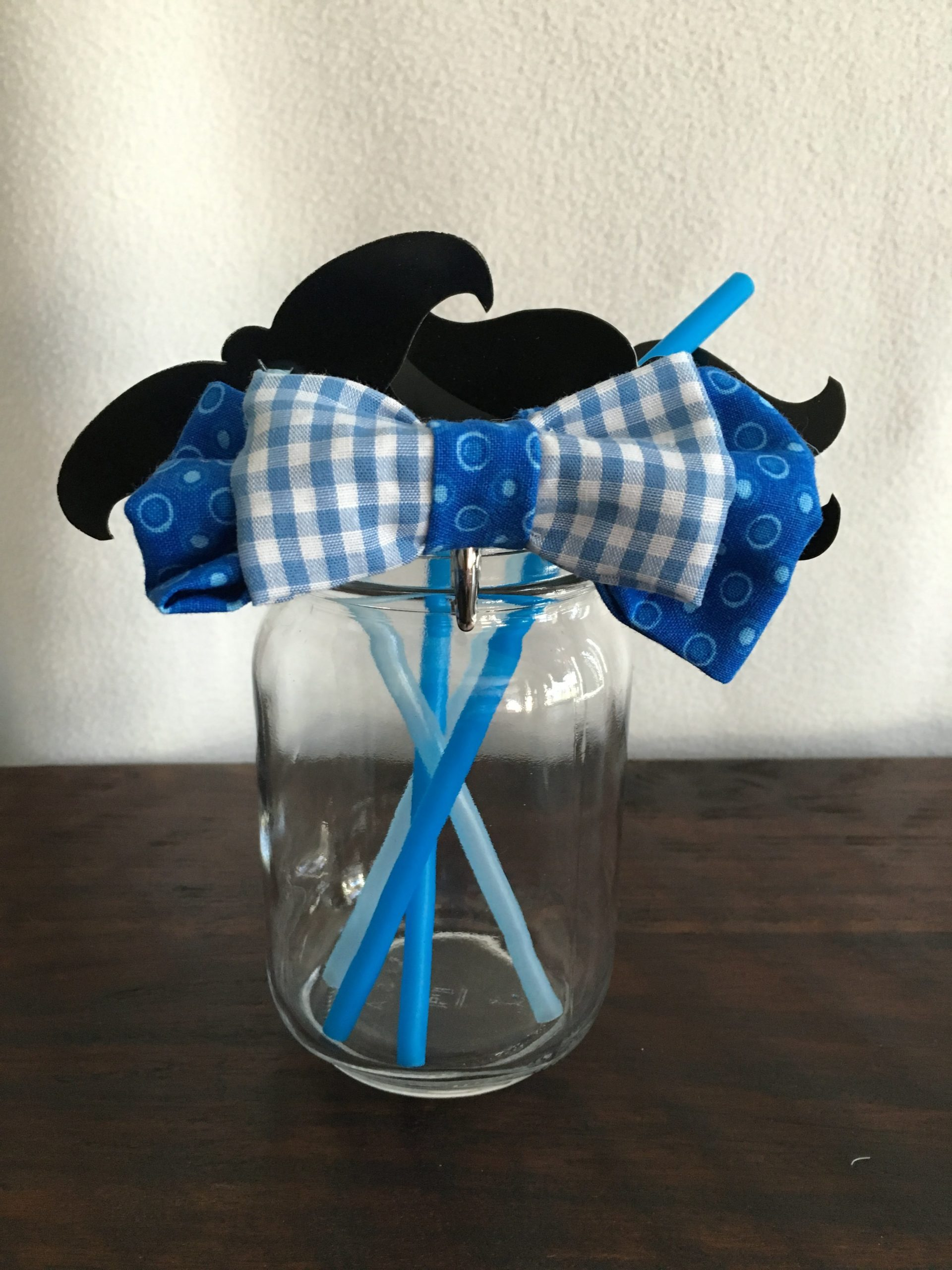 Mustache Bash Birthday Party