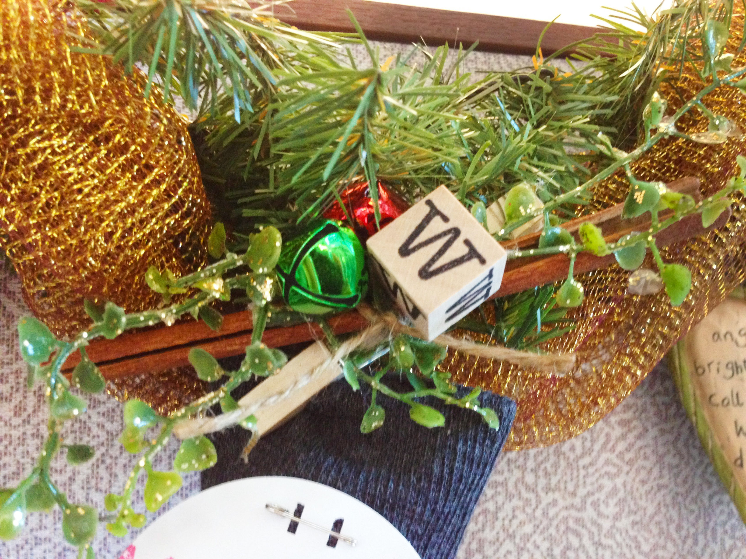 DIY budget friendly Christmas decors