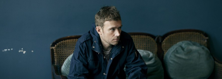 Damon Albarn PRESS