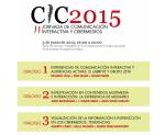 Barcelona: II Jornada de Comunicación Interactiva y Cibermedios – CIC2015