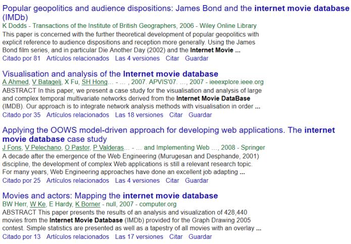 imdb-google