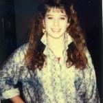 Lisa in 1988