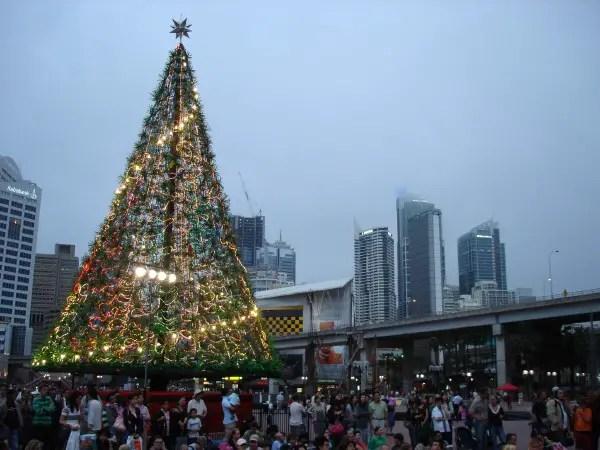 A Rainy Christmas