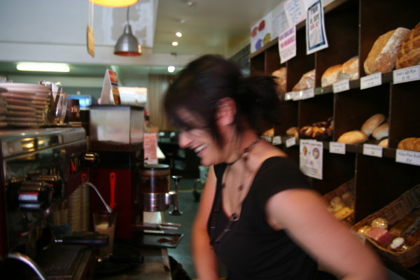 My coworker, Natalie