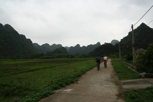 Remote Village Life