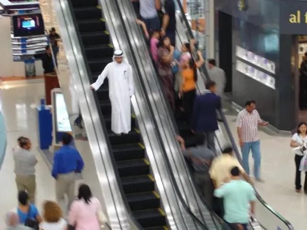 Shopping Sheik