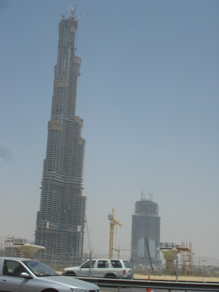 Soon to be World's Tallest