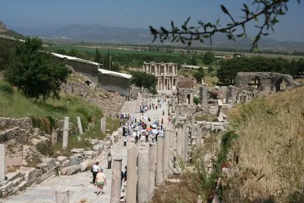 "Ephesus ""Mainstreet"""