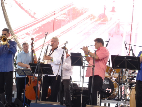Jazz in Budapest