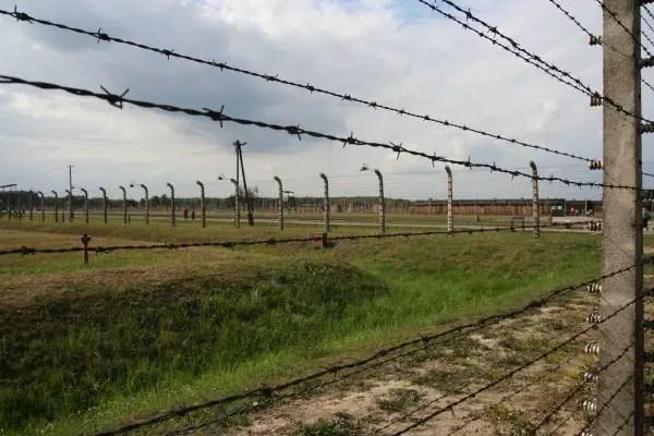 Vast Emptiness of Birkenau