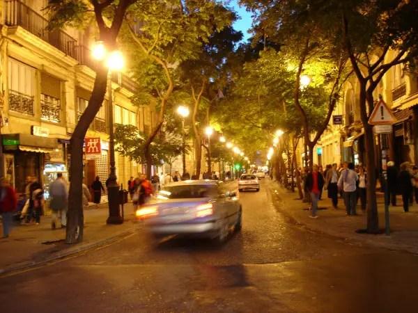 Valencian Nights