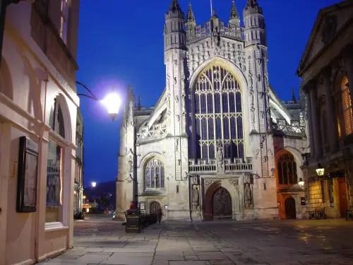 Abbey in Bath