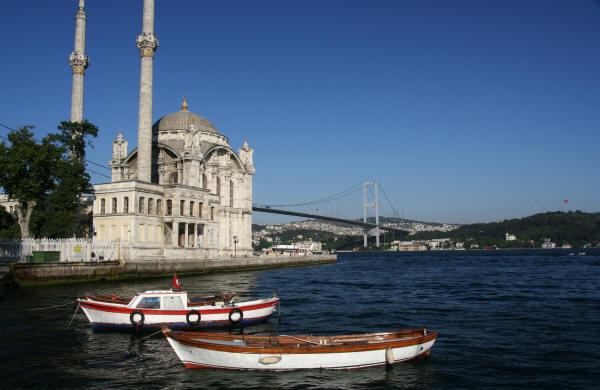 Istanbul and the Bosphorous