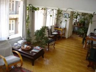 brigid's flat, istanbul