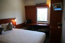 An Upgrade! Hotel Ibis, Wollongong, AU