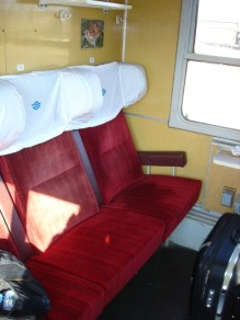 overnight train to budapest