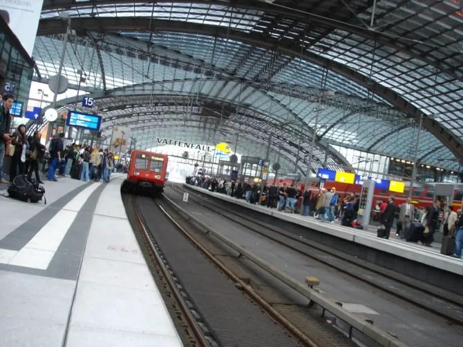 Hauptbanhoff - Berlin