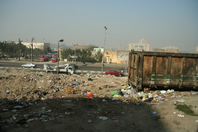 Everyday Life in Garbage City
