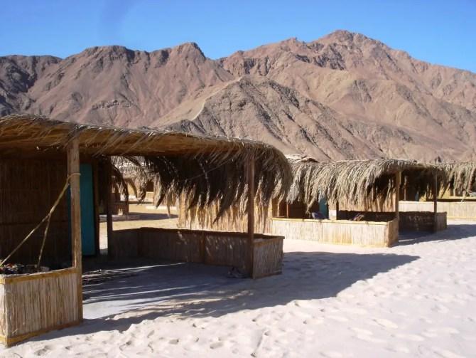 Beach Camp in Nuweiba