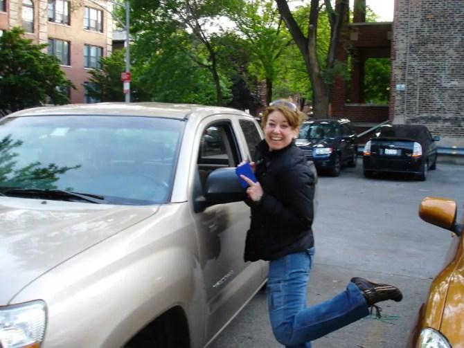 Kickin' it Zipcar-style