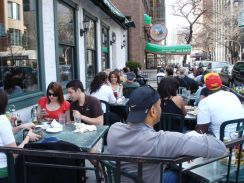 Lunchtime Patio