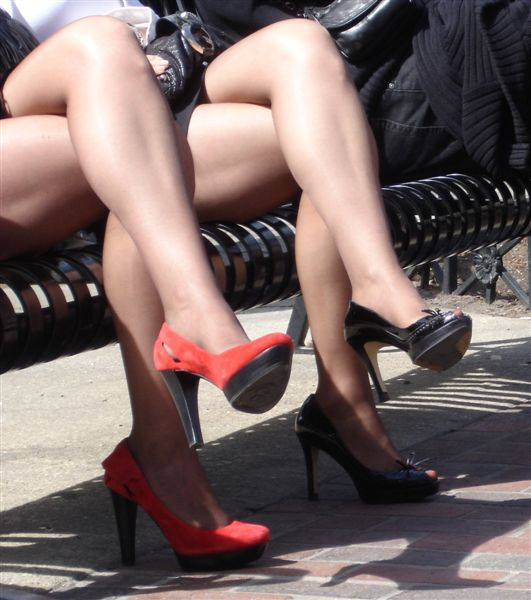 Legs Rush Street