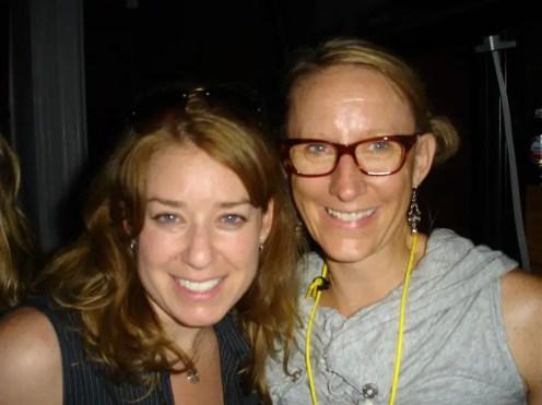 Lisa Lubin & Sherry Ott