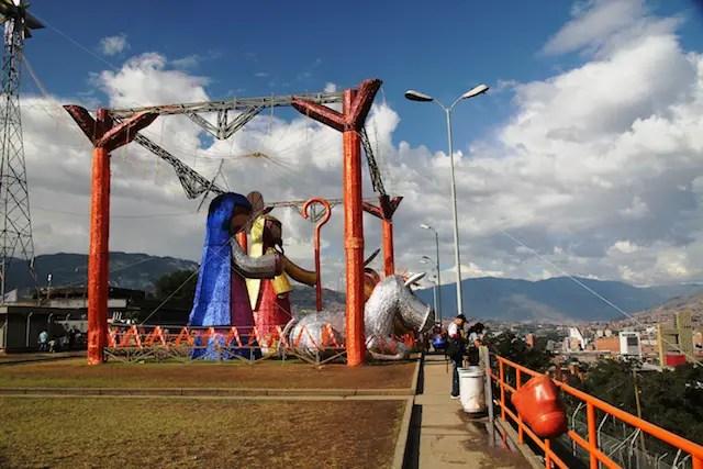 Medellin Nativity