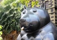 Botero Sculptures - Medellin, Colombia