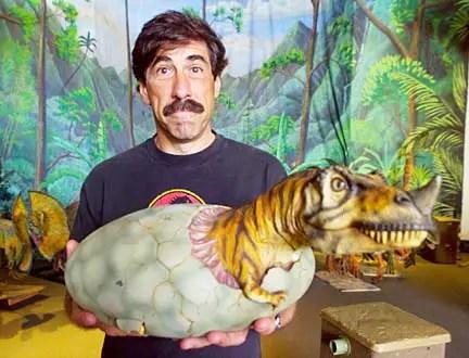 Dino Don & Dinosaur Egg