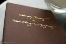 Culinary Journey Itinerary
