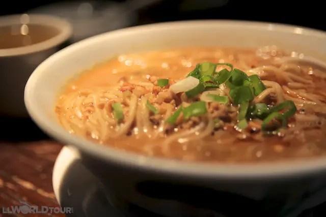 Dim Sum Noodles