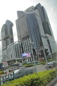 Modern Shiny Shenzhen