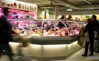 The Original Eataly in Torino