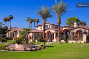 Villa in Arizona