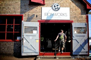 Lunenburg - Ironworks Distillery