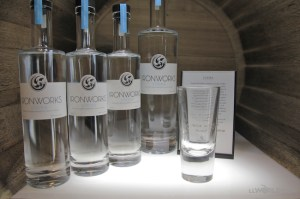 Ironworks Vodka