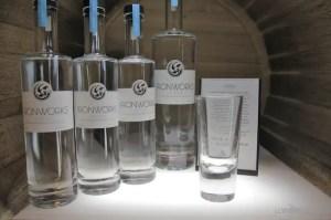 Ironworks Vodka